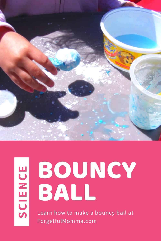 Making a Bouncy Ball