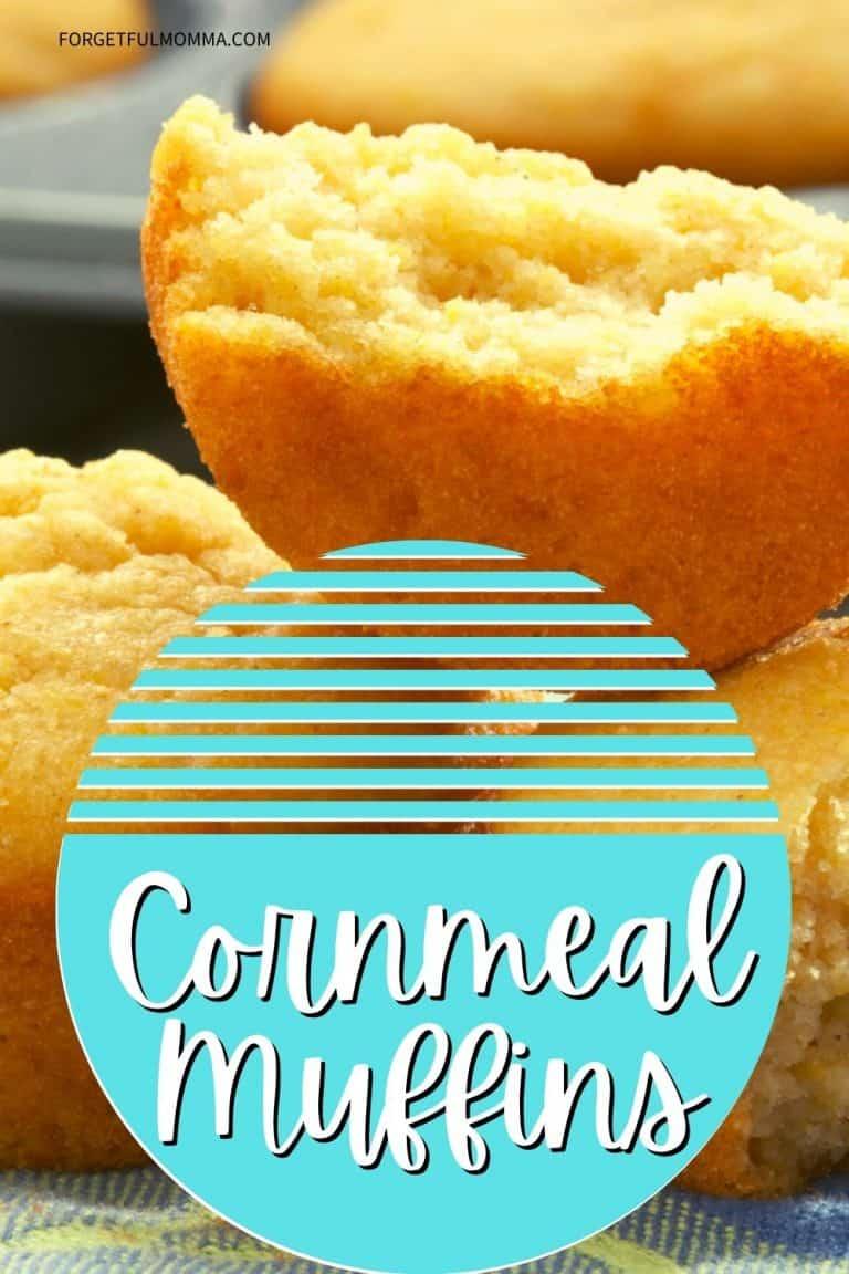 Cornmeal Muffins from Scratch