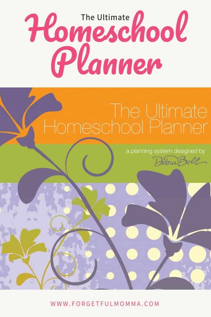 The Ultimate Homeschool Planner – Non-Secular