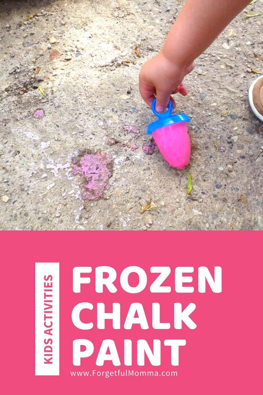 Frozen chalk