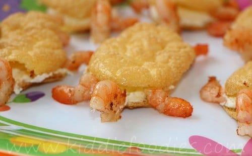Shrimp Turtles – Simple Shrimp Appetizer