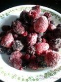 Berry Muffins - Berries
