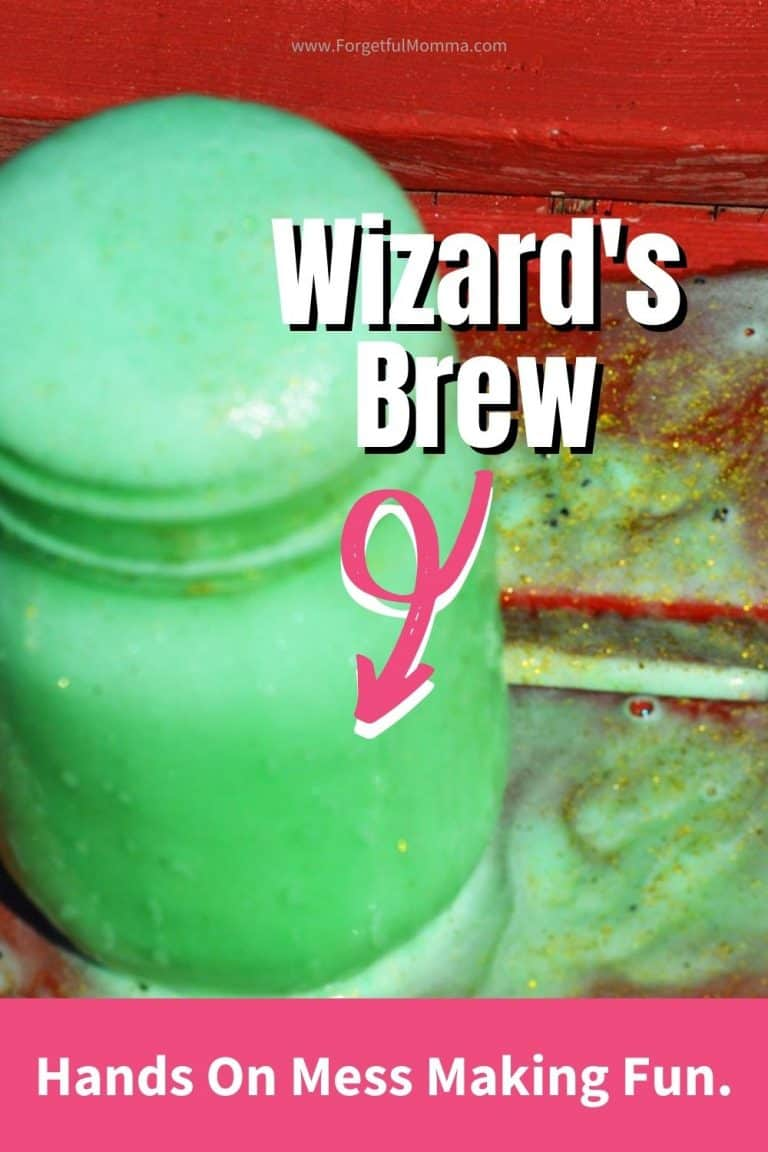 Wizard's Brew Fun is Brewing