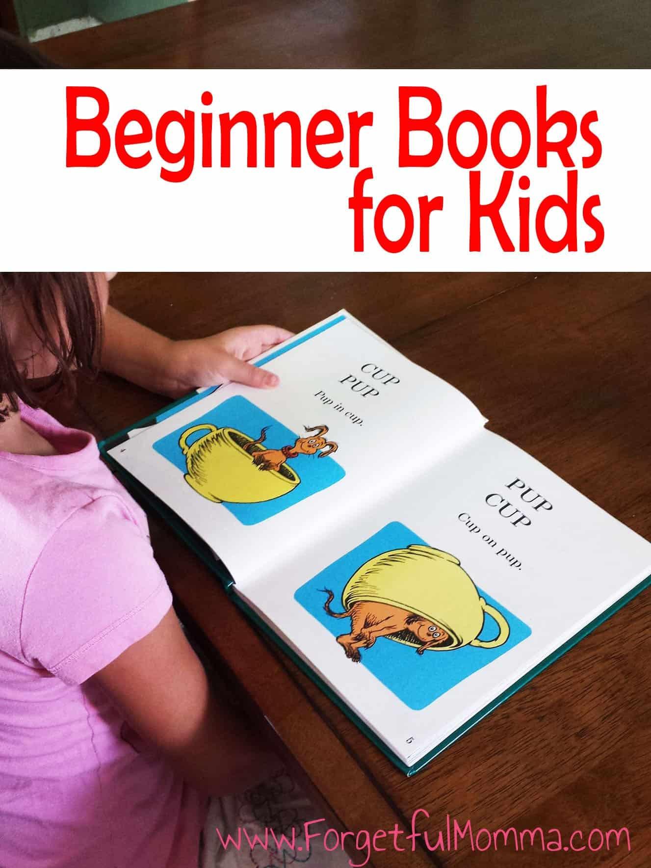 Beginner Books for Kids