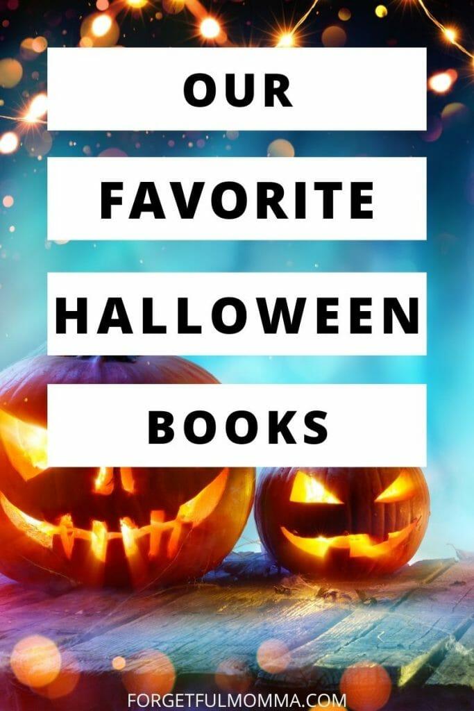 Favorite Halloween Books