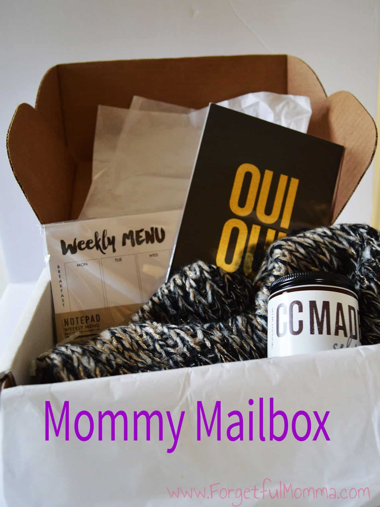 mommy mailbox