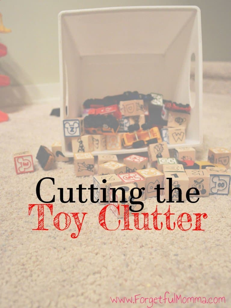 Tips on Cutting the Toy Clutter