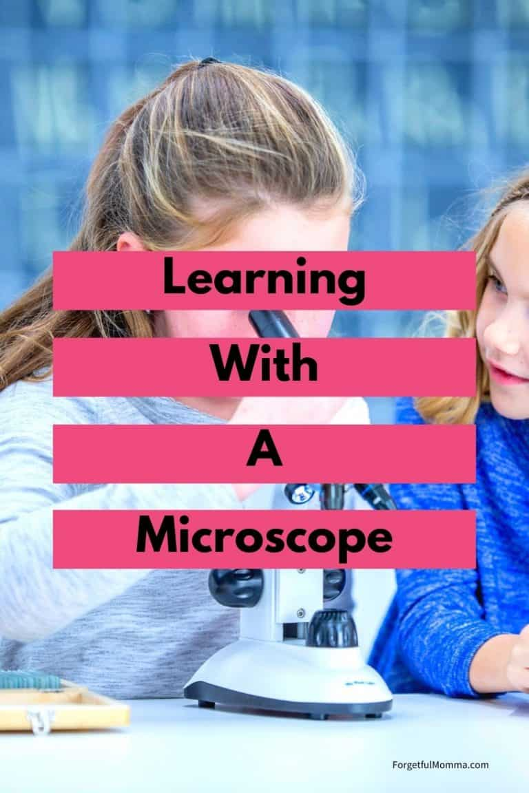 Learning with A Microscope