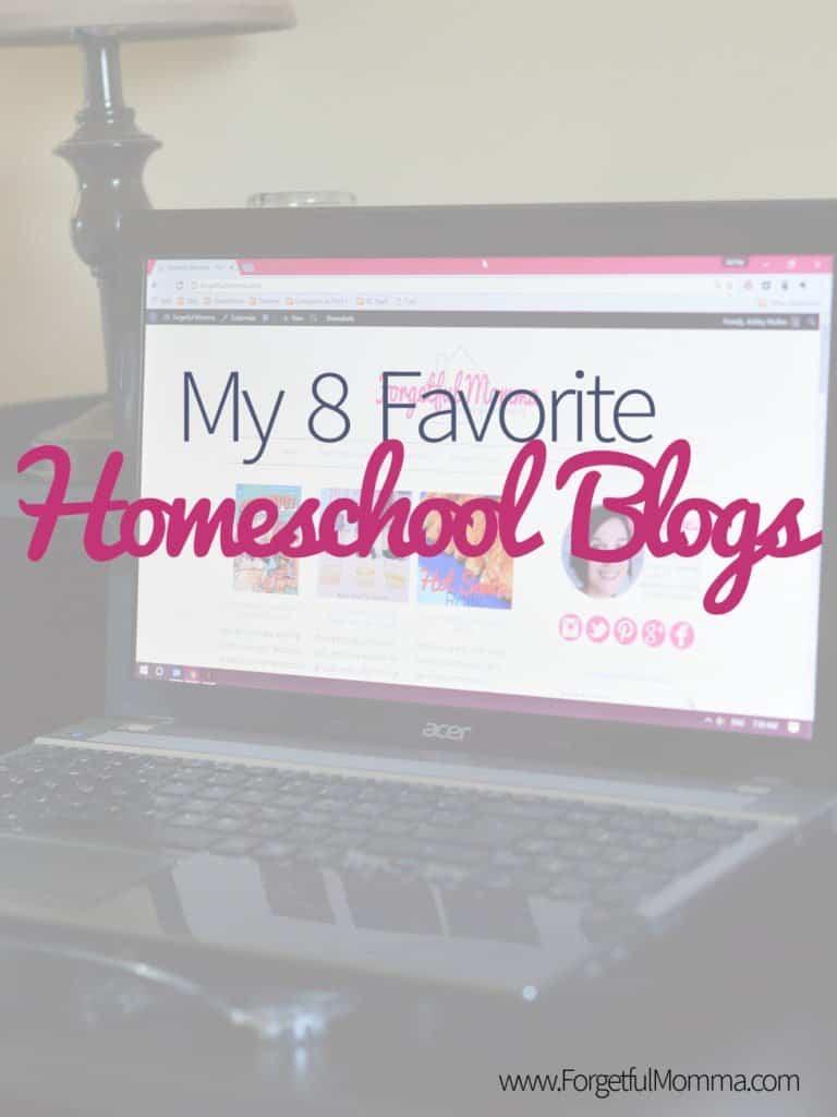 My Favorite Homeschooling Blogs