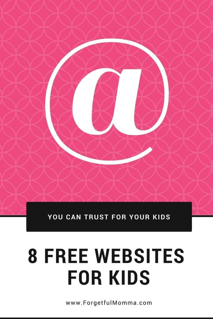 7 Free Websites You can Trust for Your Kids