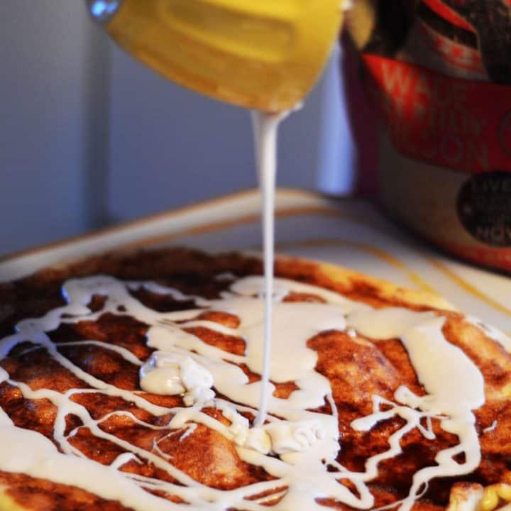 Homemade Dessert Pizza