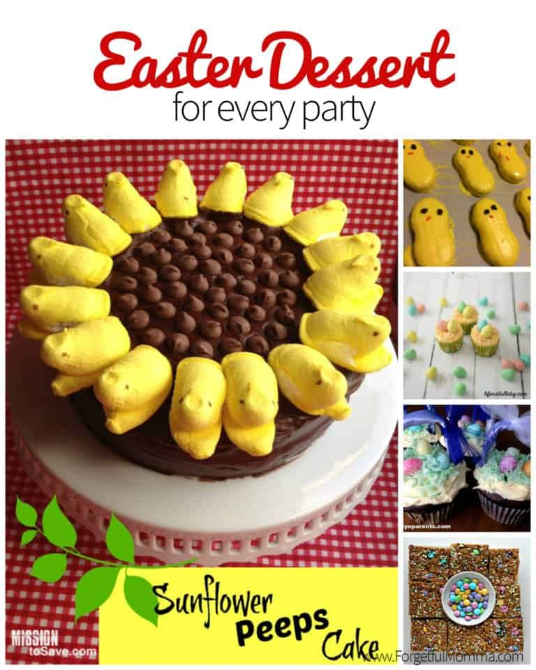 Tasty Tuesday: Easter Desserts