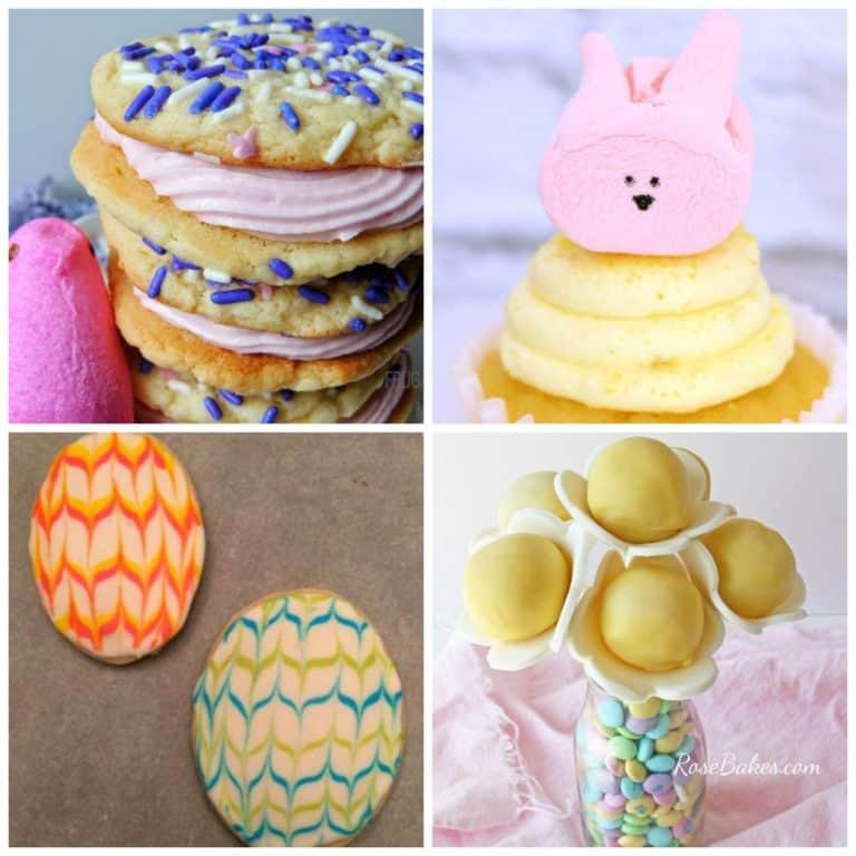 Tasty Tuesday: Easter Dessert Round Up