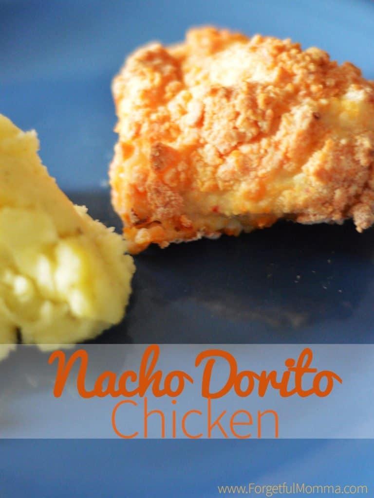 Nacho Doritos Chicken