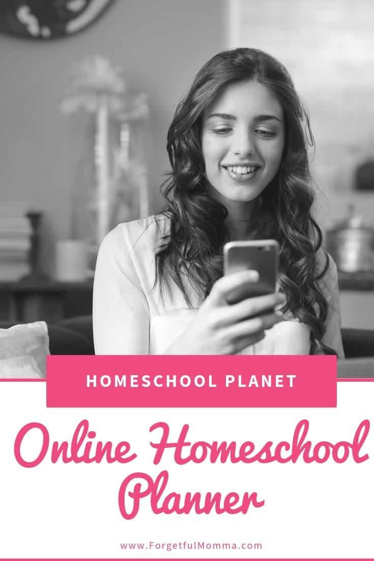 Homeschool Planet – Online Homeschool Planner