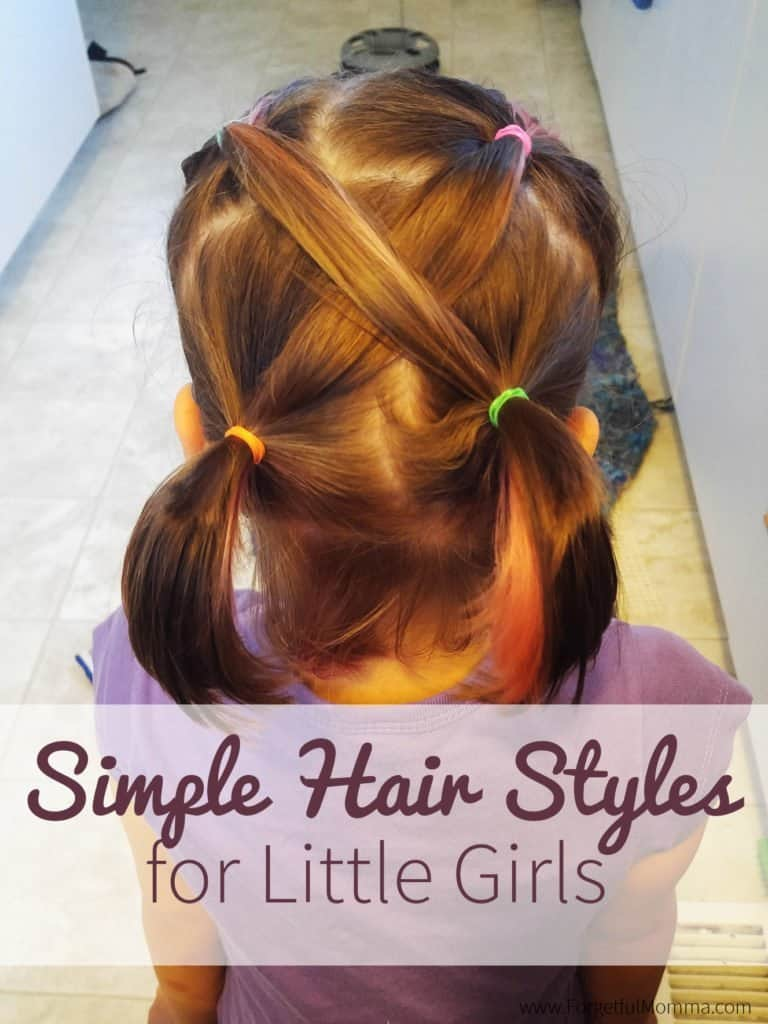 Back to School Hair Styles for Little Girls
