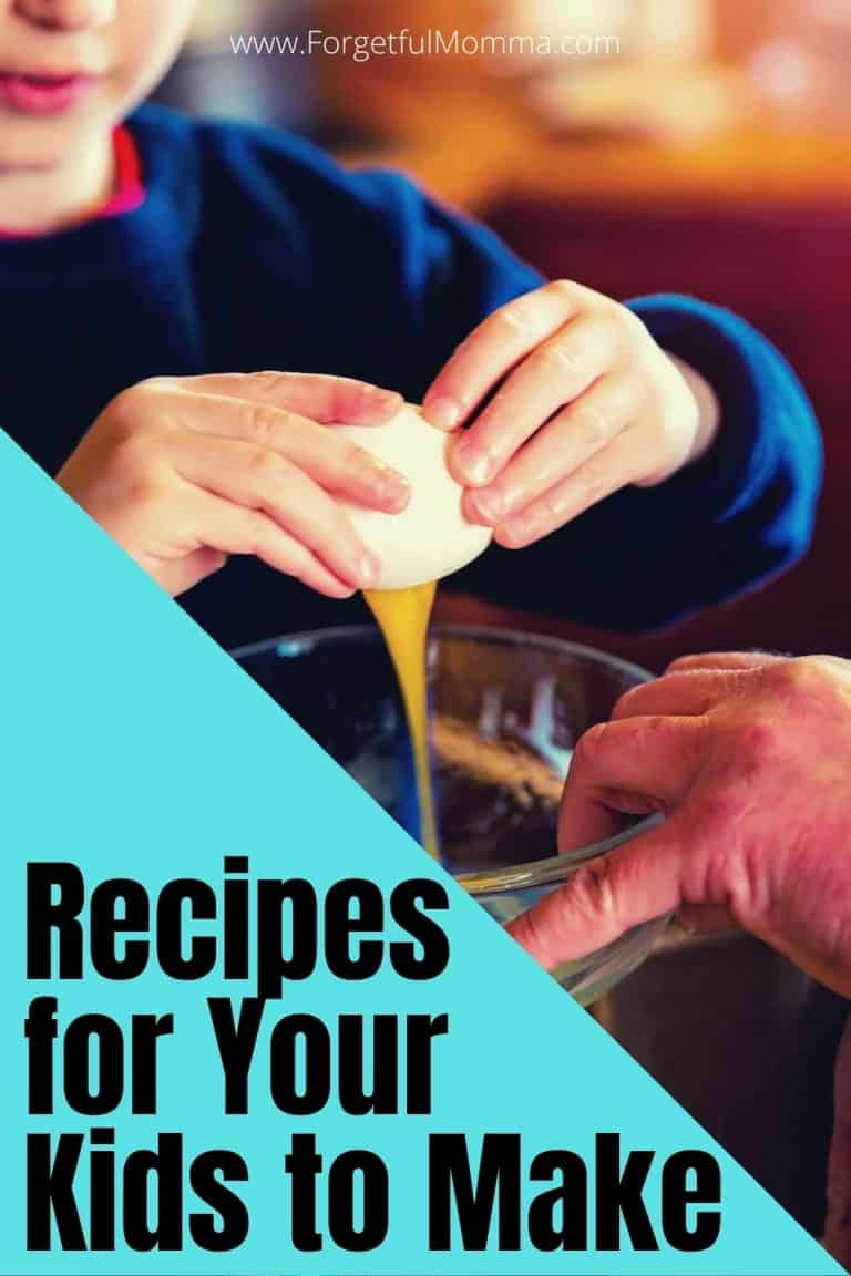Kids in the Kitchen – Recipes for Kids