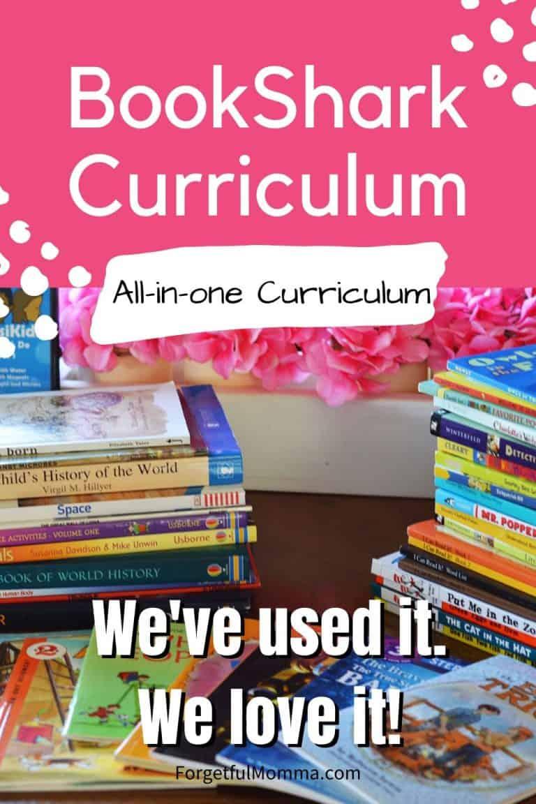 We're Using BookShark Curriculum