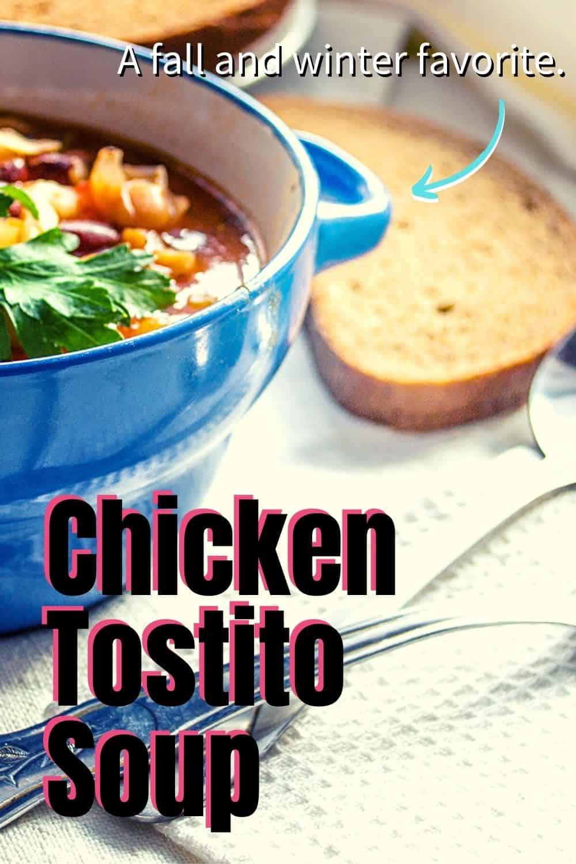 Chicken Tostito Soup