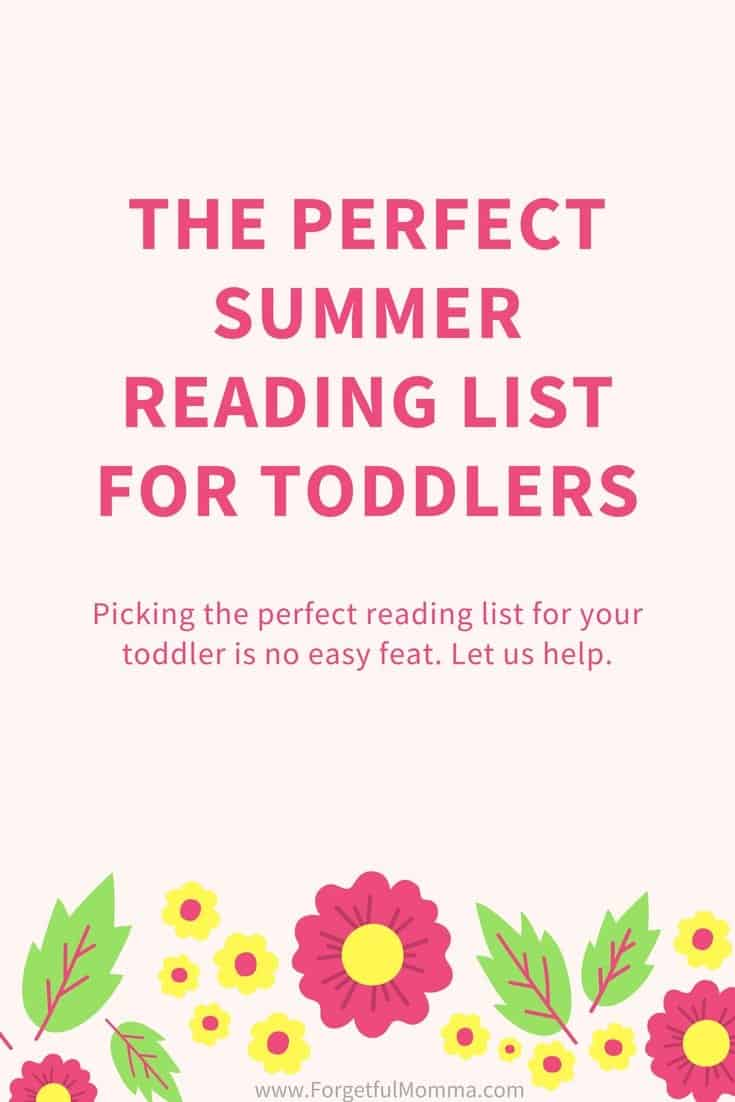 The Perfect Summer Reading List for Toddlers