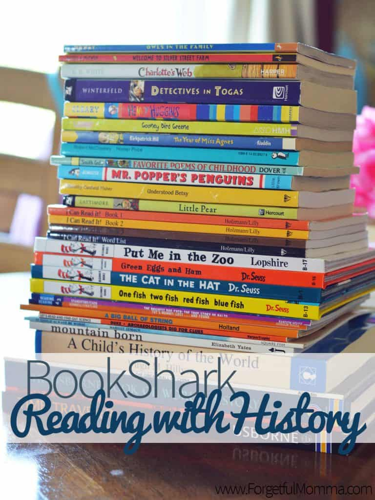 Reading History – Learning about the World