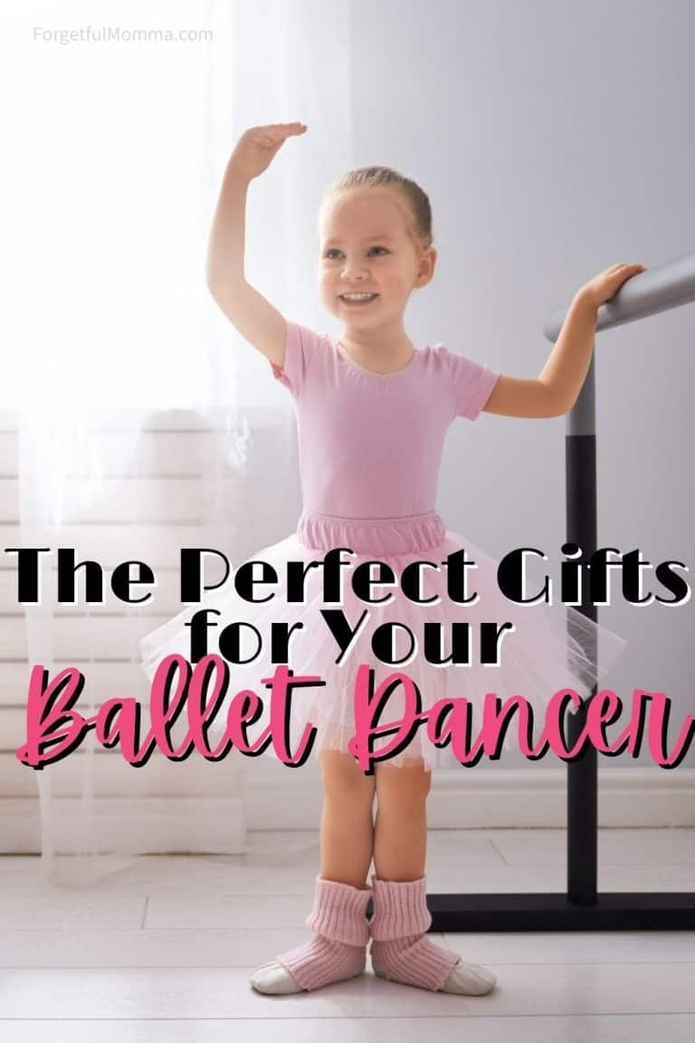 The Perfect Gifts for Your Ballet Dancer