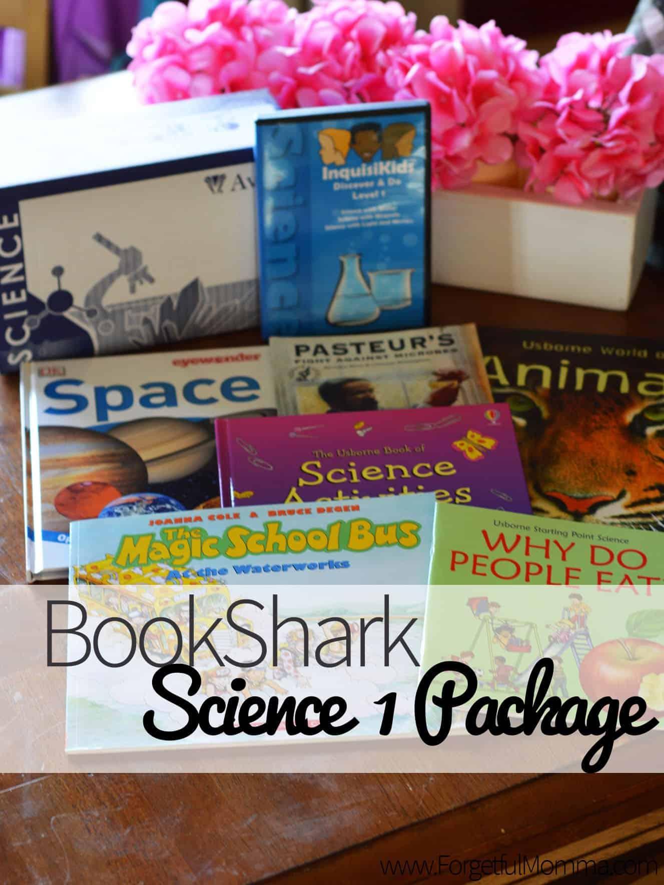 BookShark Science Curriculum