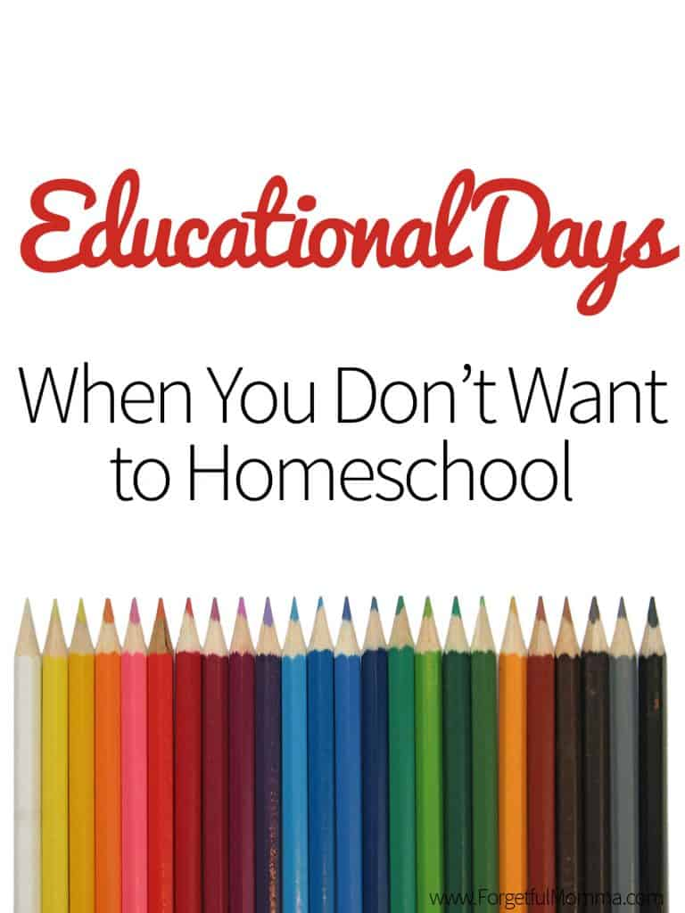 Ways to Keep Learning When You Don't Want to Homeschool