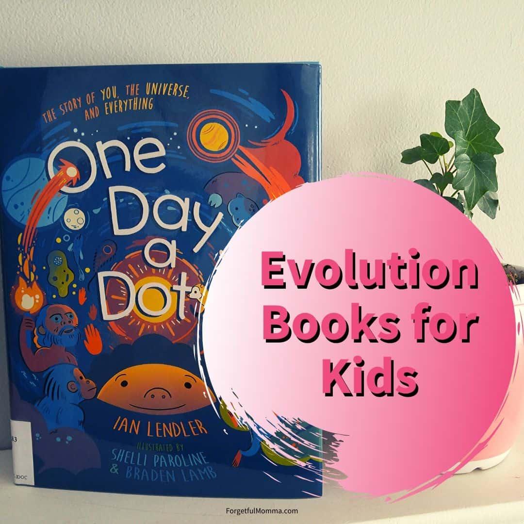 Books Teaching Evolution in Your Secular Homeschool