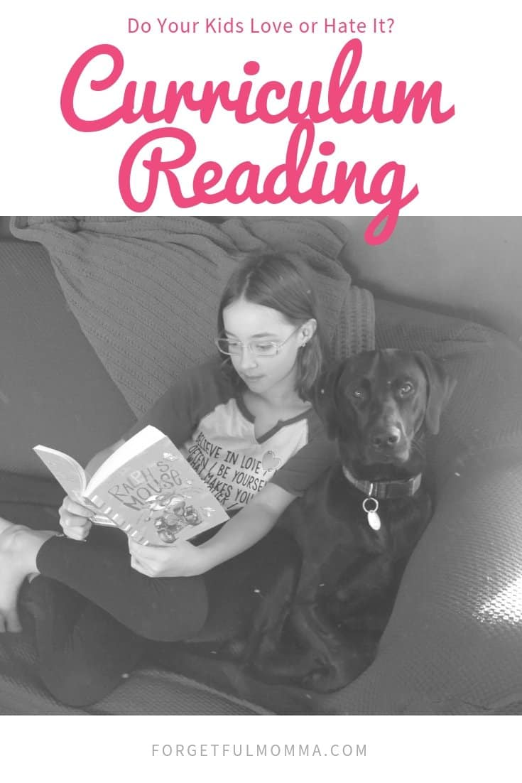 Curriculum Reading – Do Your Kids Love or Hate It?