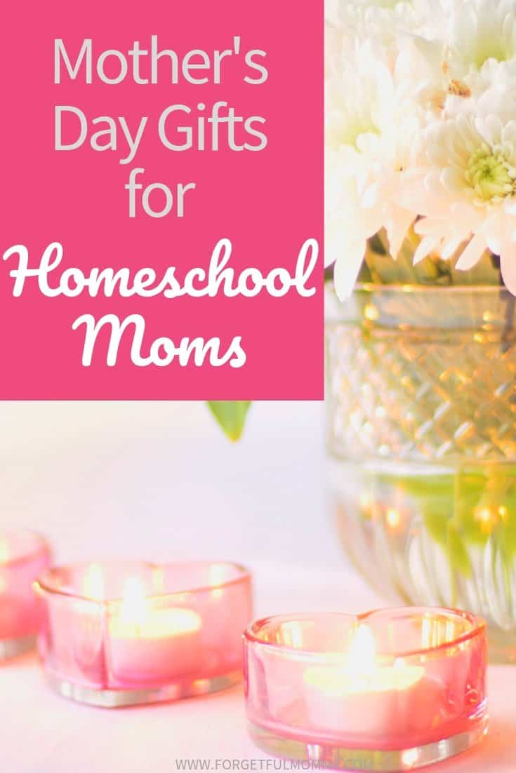 Mother's Day Gifts for Homeschool Moms