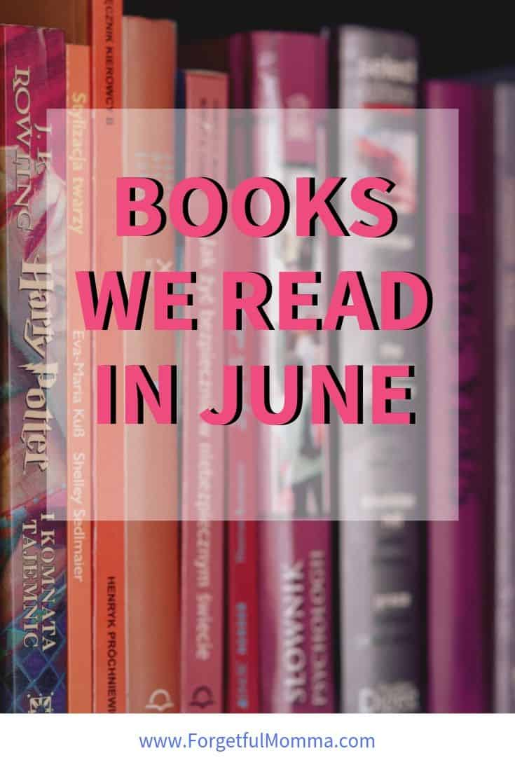 What We Read in June