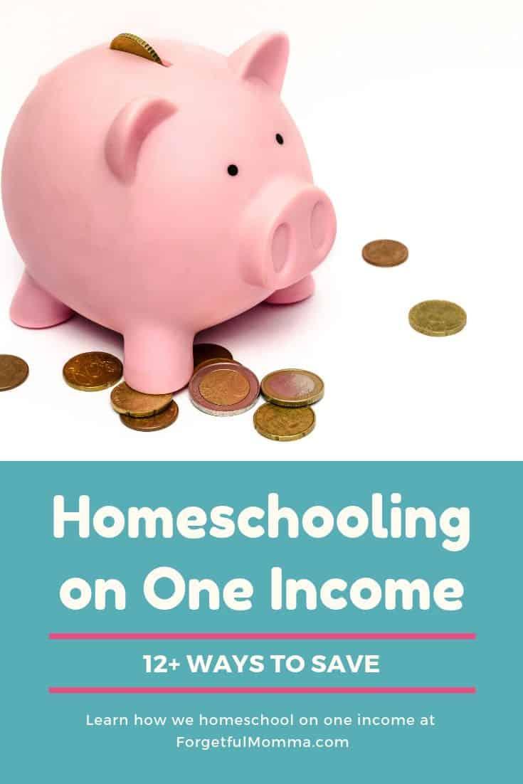 Budgeting to Homeschool on One Income