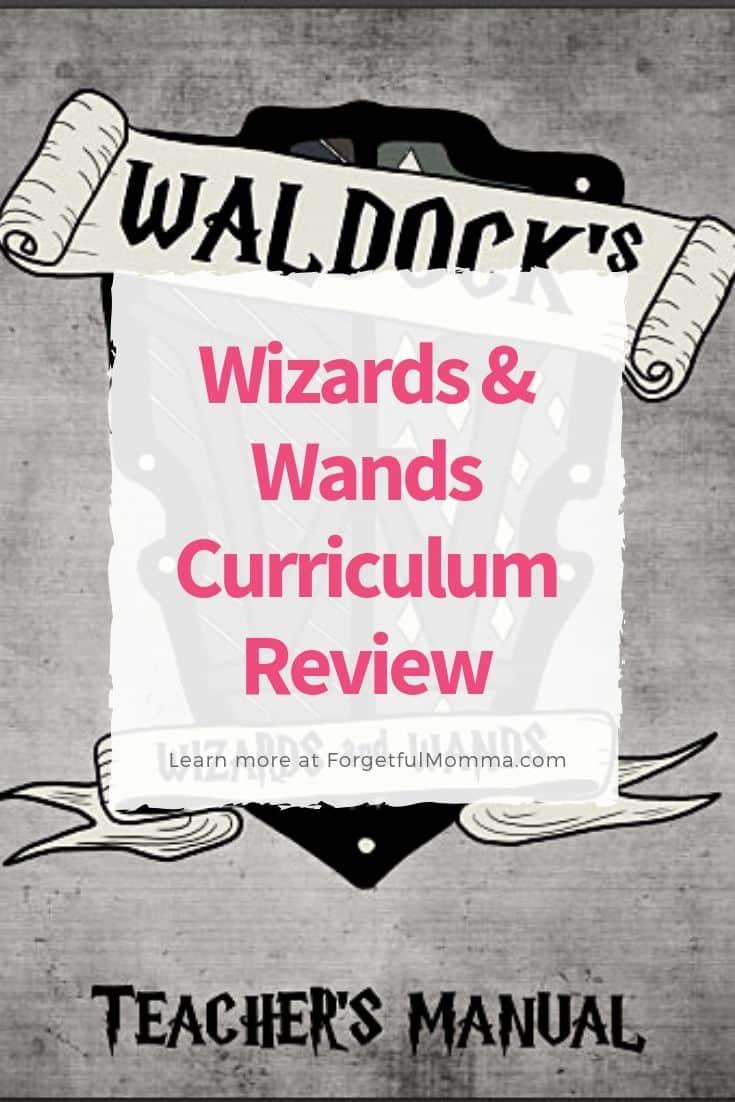 Wizards & Wands Homeschool Curriculum