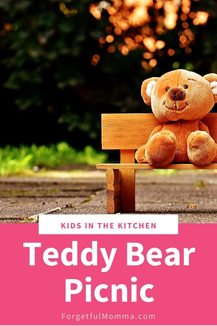 Kids in the Kitchen Teddy Bear Picnic
