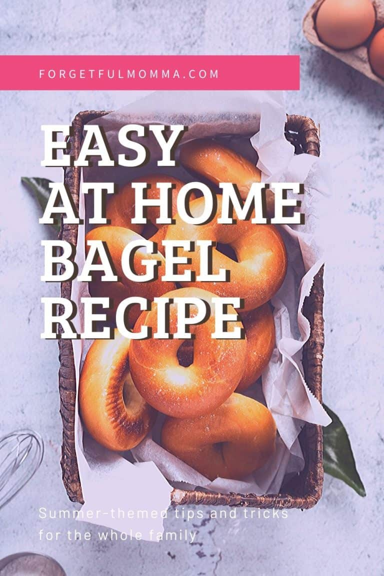 Homemade Bagels With or Without A Bread Machine