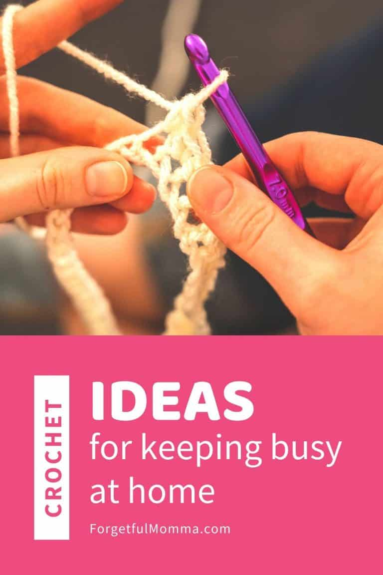 10+ Activities for Keeping Busy While at Home