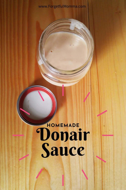 Sweet Donair Sauce