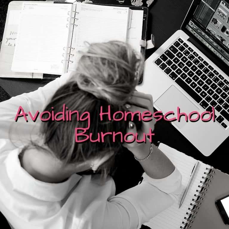 Homeschooling Stress: Avoiding Burnout