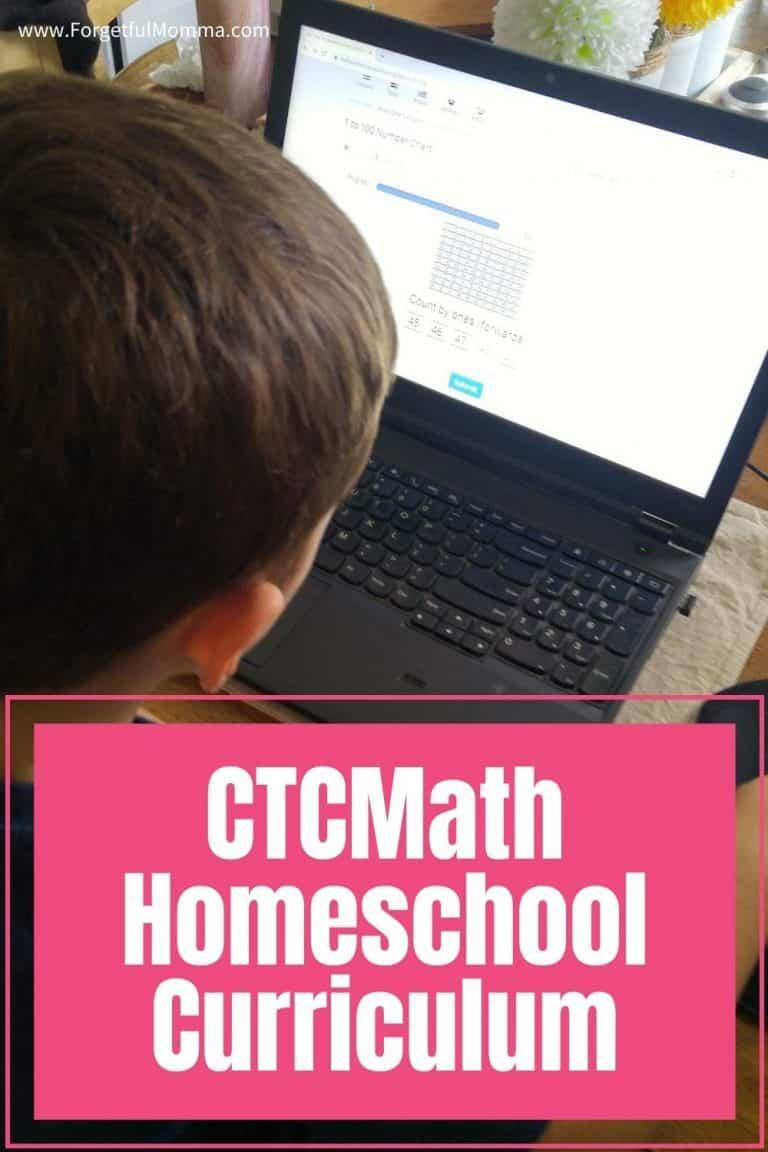 CTCMath Homeschool Math Curriculum