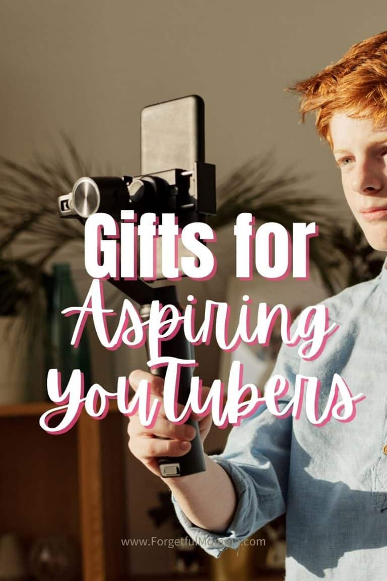 Gifts for Aspiring YouTubers