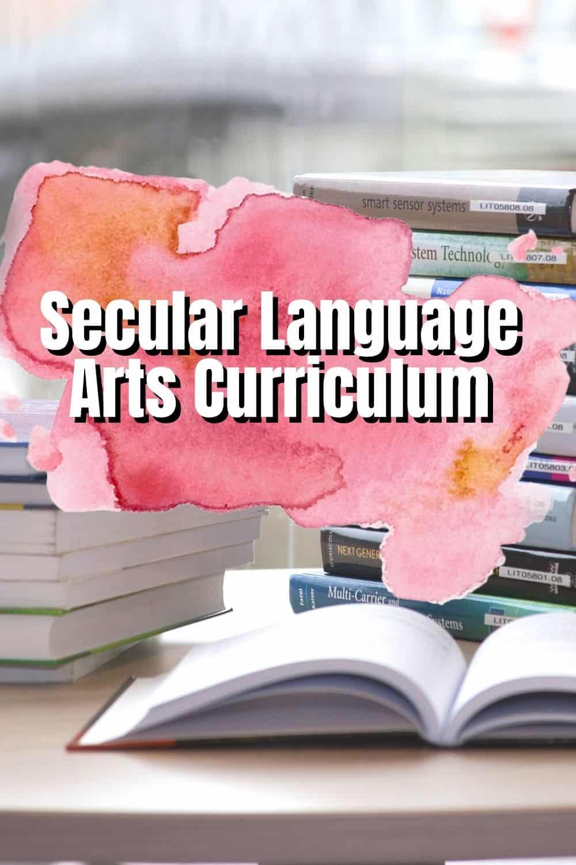 Secular Language Arts Curriculum