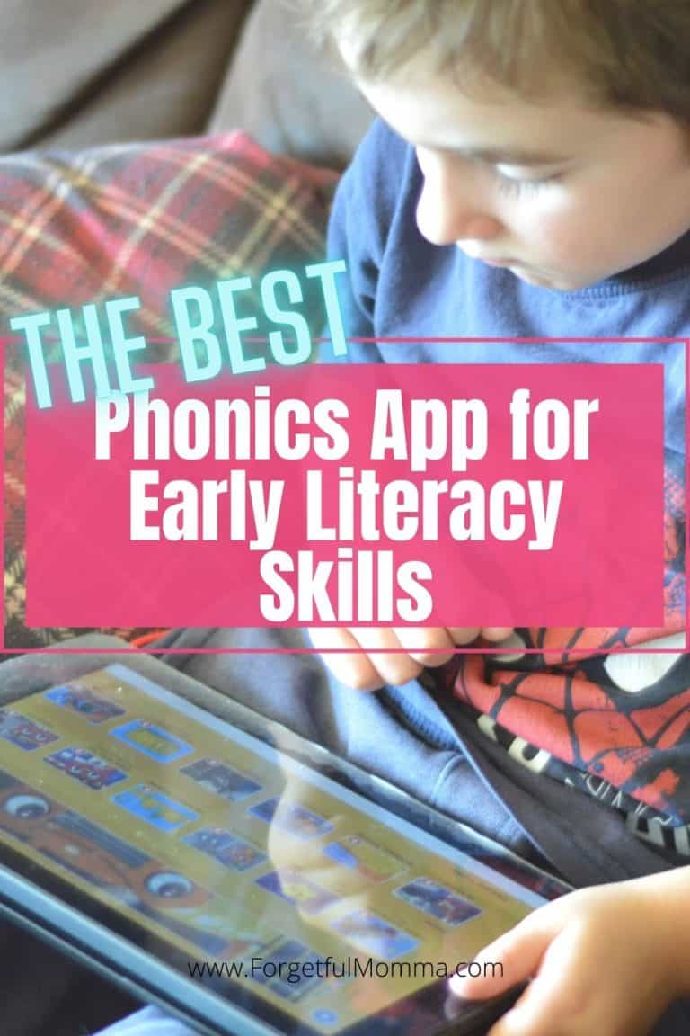 Best Phonics App for Early Literacy Skills