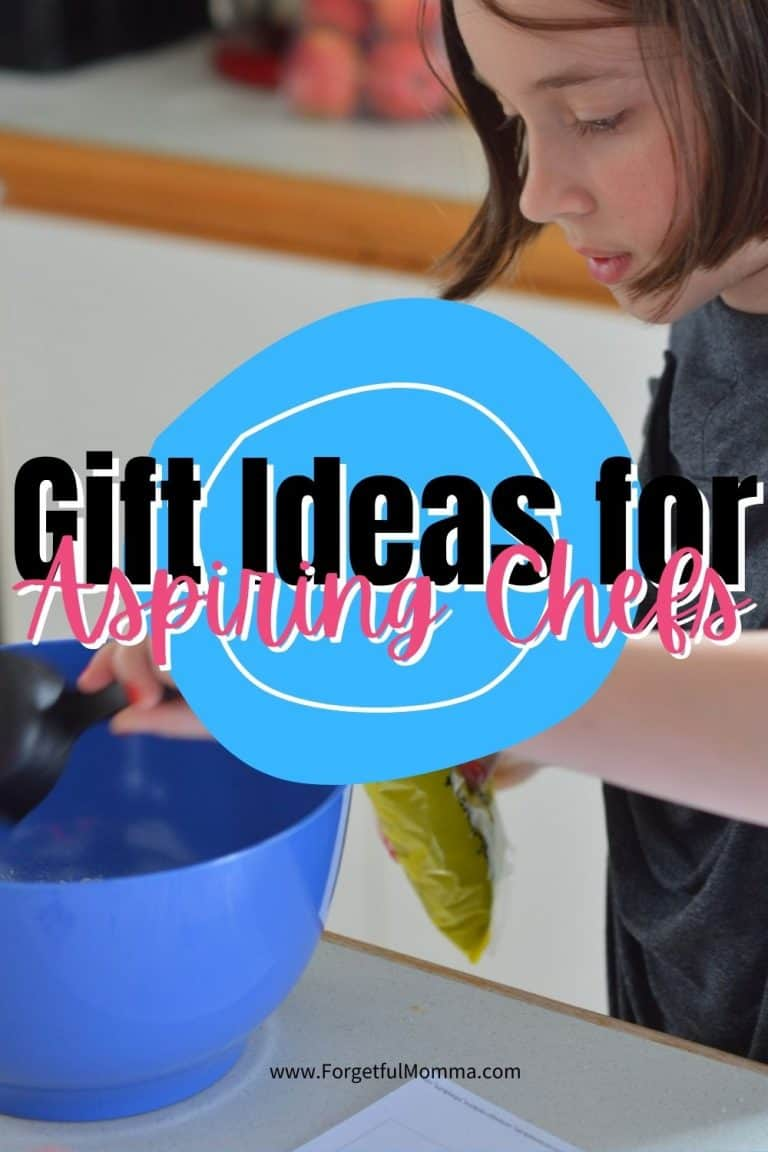 Gifts Ideas for the Aspiring Chef