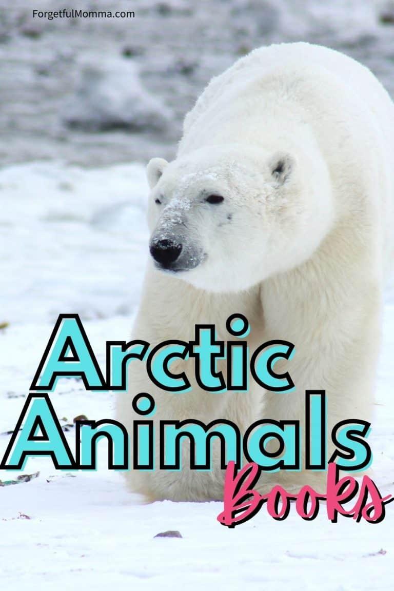 Arctic Animals Books for Kids