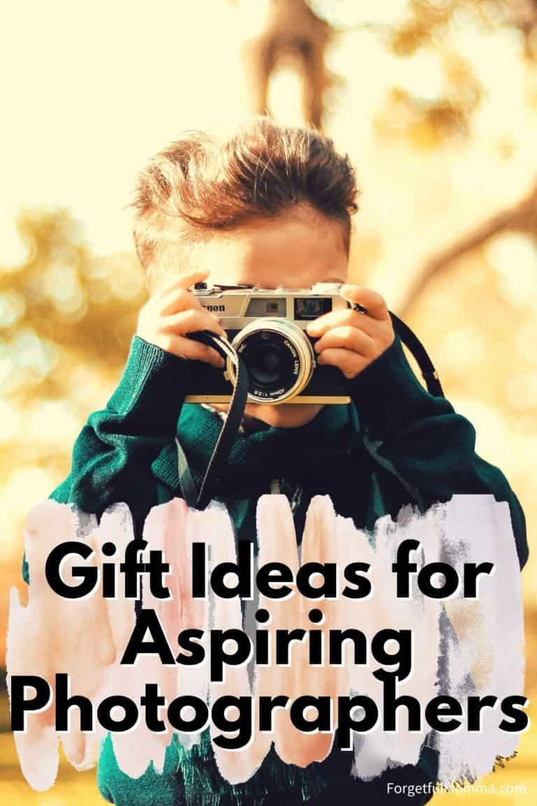 Gift Ideas for Aspiring Photographers