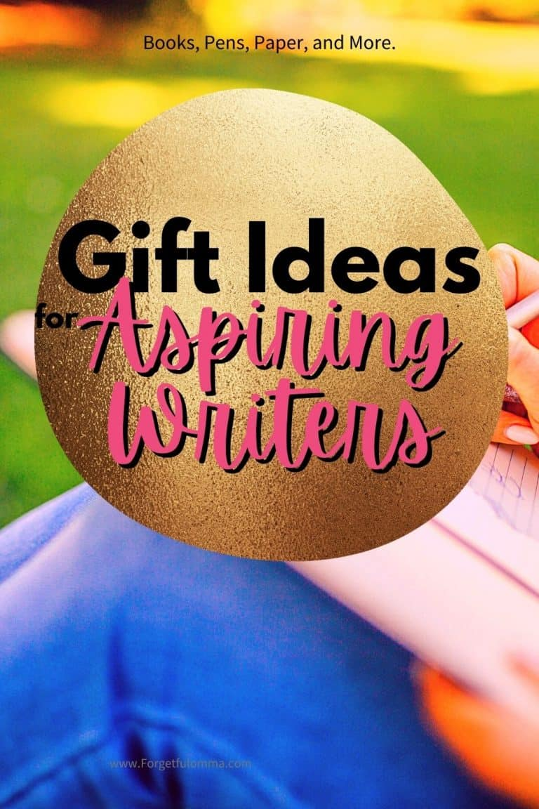 Gift Ideas for Aspiring Writers