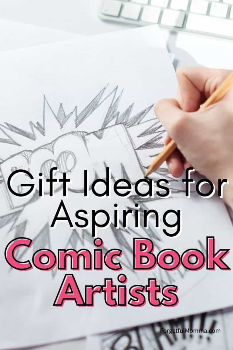 Gifts for Aspiring Comic Book Artists