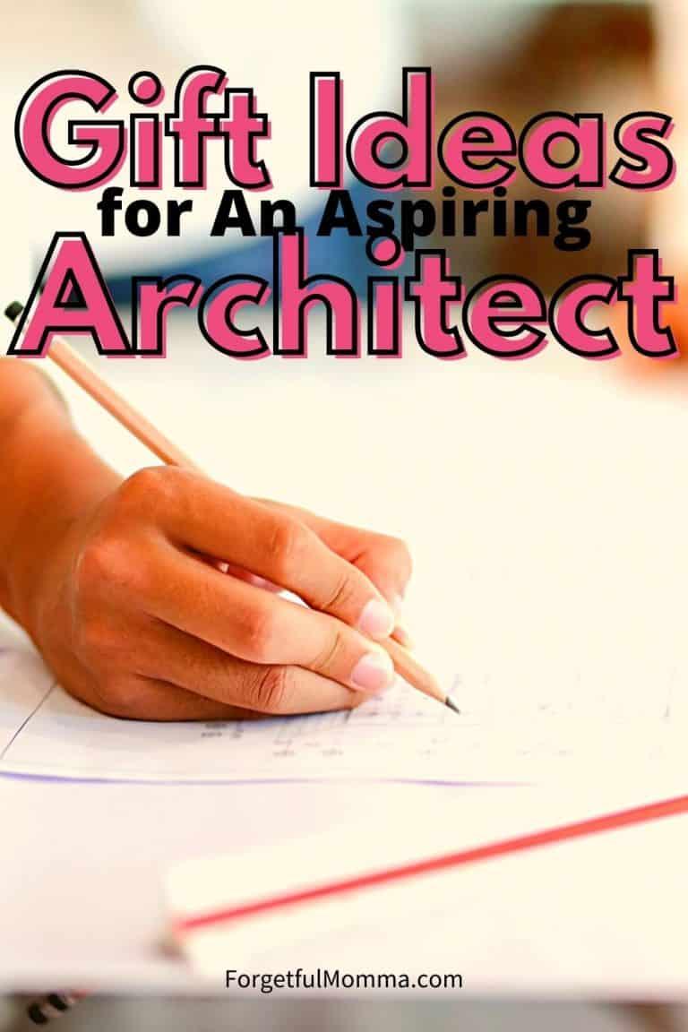 Gift Ideas for An Aspiring Architect