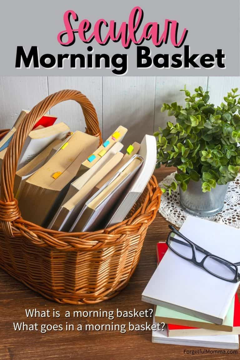 What is a Secular Morning Basket